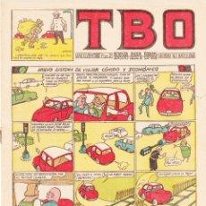 Tebeos: TBO NUM 283 2 PTAS - 1958 - ---PUEDEN SOLICITAR LOS NÚMEROS QUE LES FALTEN--. Lote 178785481