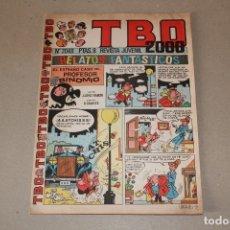 Tebeos: REVISTA JUVENIL TBO 2000 - Nº 2049: RELATOS FANTASTICOS - BUIGAS. Lote 178974362
