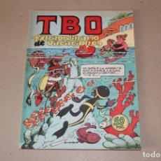 Tebeos: REVISTA JUVENIL TBO EXTRAORDINARIO DE VACACIONES - BUIGAS. Lote 178975217