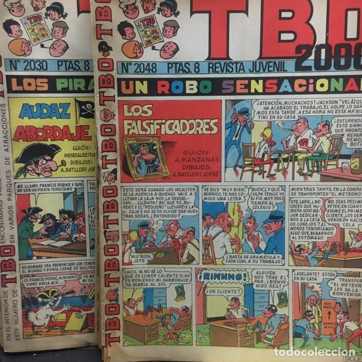 TBO 2000 LOTE 16 (Tebeos y Comics - Buigas - Otros)