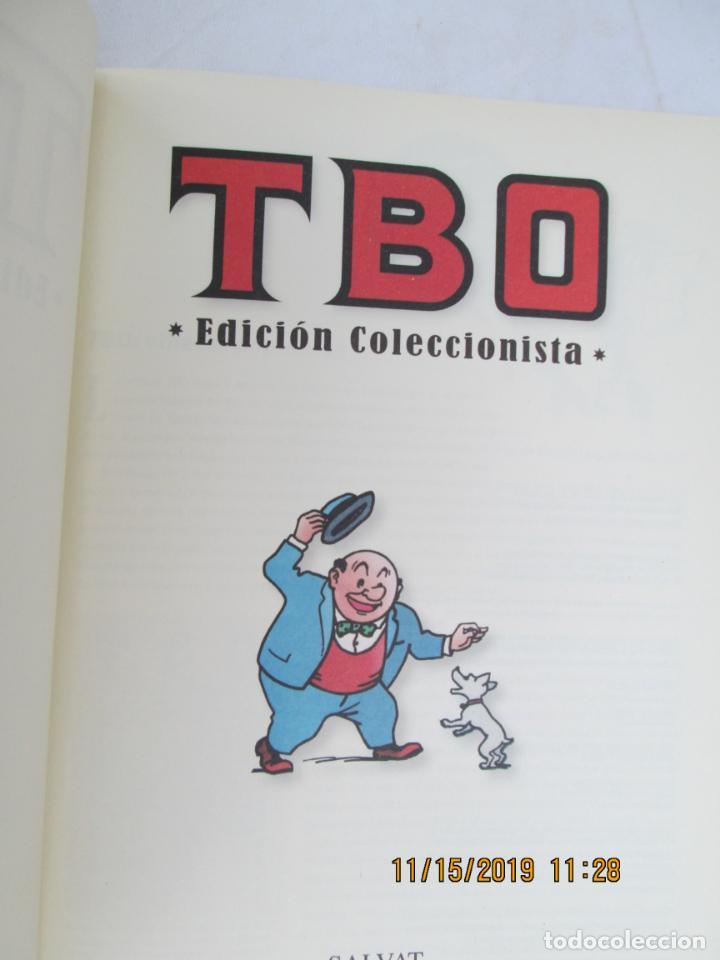 Tebeos: TBO - EDICIÓN COLECCIONISTAS - 1972 - EDITORIAL SALVAT 2011. - Foto 2 - 183593087