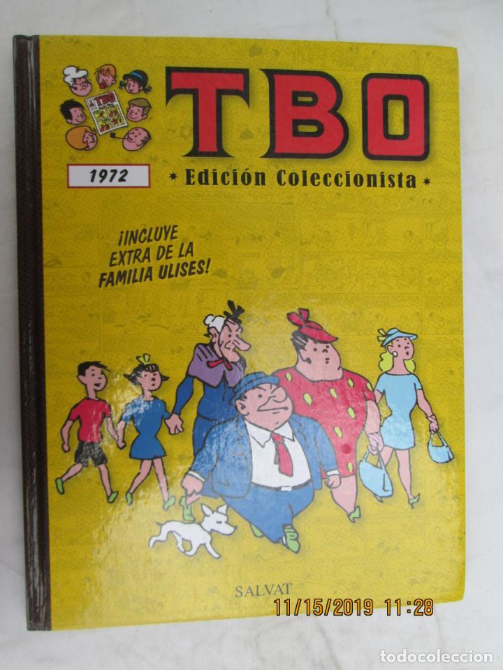 TBO - EDICIÓN COLECCIONISTAS - 1972 - EDITORIAL SALVAT 2011. (Tebeos y Comics - Buigas - TBO)