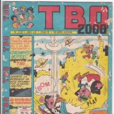 Tebeos: TBO 2000 - Nº 2136 - JULIO 1975. Lote 185982787
