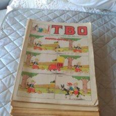 Tebeos: TBO LOTE DE 38 TEBEOS.EDICIONES TBO.1961-1972. Lote 186079013