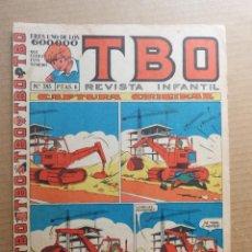 Tebeos: TEBEO TBO Nº 785 CAPTURA ORIGINAL - EDITORIAL BUIGAS ESTIVILL Y VIÑA AÑOS 70. Lote 187379067