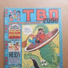 Tebeos: TEBEO TBO Nº 2179 TONTOLIN DE TARRASCON LOBITO CAN HEIDI PUBLICIDAD HELADOS FRIGO - AÑOS 70. Lote 187380110