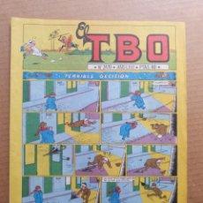 Tebeos: TEBEO TBO Nº 2179 TERRIBLE DECISION EDITORIAL BUIGAS ESTIVILL Y VIÑA - AÑOS 80. Lote 187381156