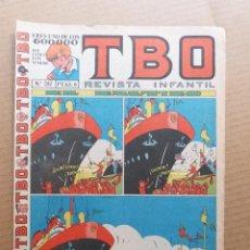 Tebeos: TEBEO TBO Nº 787 EL BAUTIZO EDITORIAL BUIGAS ESTIVILL Y VIÑA - AÑOS 70. Lote 187382830