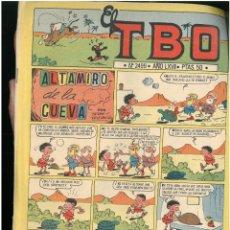 Tebeos: TBO 2000 Nº 2499. ED. BOHIGUES. C-14. Lote 187489323