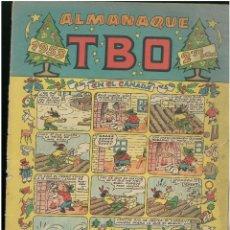 Tebeos: ALMANAQUE TBO 1953. ED. BOHIGUES. C-14. Lote 187509947