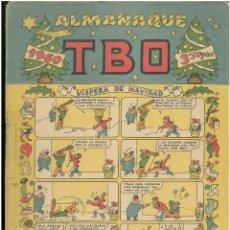 Tebeos: ALMANAQUE TBO 1960. ED. BOHIGUES. C-14. Lote 187510352