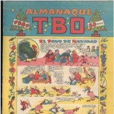 Tebeos: ALMANAQUE TBO 1981. ED. BOHIGUES. C-14. Lote 211587434
