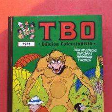 Livros de Banda Desenhada: TBO - TOMO -Nº18-EDICIÓN COLECCIONISTA SALVAT-. Lote 188817228