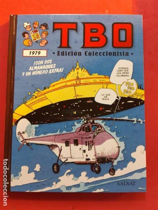 TBO - TOMO -Nº17--EDICIÓN COLECCIONISTA SALVAT- (Tebeos y Comics - Buigas - TBO)
