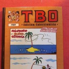 Livros de Banda Desenhada: TBO - TOMO -Nº6--EDICIÓN COLECCIONISTA SALVAT-. Lote 188818417