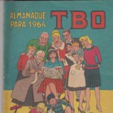 BDs: TBO --ALMANAQUE PARA 1964. Lote 189352053
