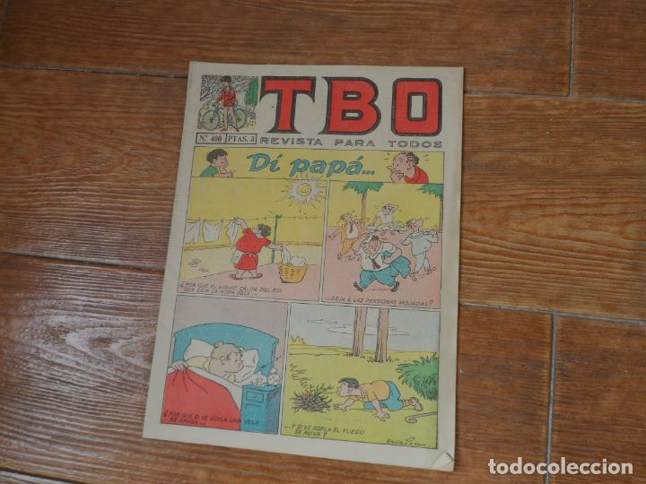 TBO Nº 400 EDITORIAL BUIGAS (Tebeos y Comics - Buigas - Otros)