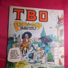 Giornalini: TBO EXTRA DE OTOÑO CON SELECCION DE GRANDES EXITOS . BUIGAS.. Lote 190100290