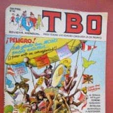 Tebeos: TBO REVISTA Nº 10 - 1988 - EDICIONES B. . Lote 190987006