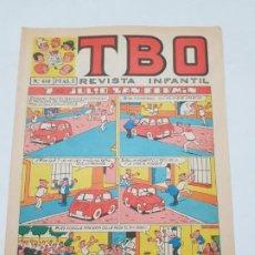 Giornalini: TBO Nº 610 EDICIONES BUIGAS ESTADO BUENO MAS ARTICULOS PRECIO NEGOCIABLE. Lote 191060273