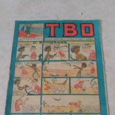 Tebeos: TBO 2ª ÉPOCA LOTE DE 51 NÚMEROS ENTRE EL 34 AL 173 ORIGINAL DE BUIGAS AÑO 1953-1954. Lote 191289816