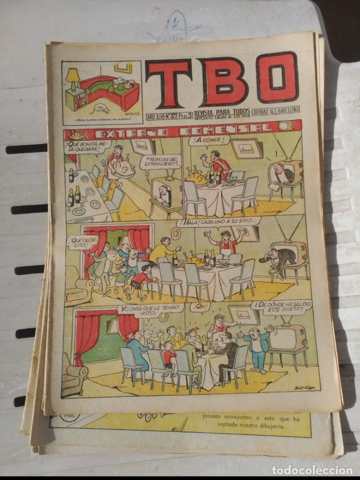 Tebeos: TBO 2ª Época LOTE de 7 Números 6 entre el 322 y 379 más 465 ORIGINAL de BUIGAS - Foto 3 - 191298670