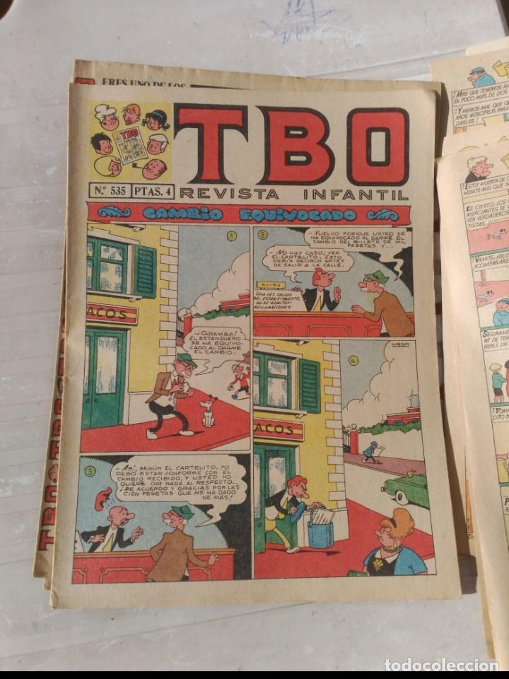 Tebeos: TBO LOTE de 10 Números ORIGINAL de BUIGAS - Foto 4 - 191299448