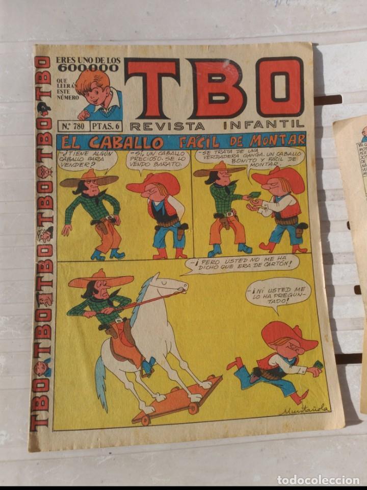 Tebeos: TBO LOTE de 10 Números ORIGINAL de BUIGAS - Foto 5 - 191299448