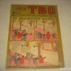 Tebeos: TBO, 2 ALBUM DEDICADO A LA FAMILIA ULISES .. Lote 191380777