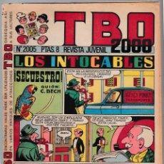 Livros de Banda Desenhada: TBO 2000 - Nº 2005. Lote 191812923
