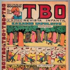 Livros de Banda Desenhada: TBO - Nº 781. Lote 191813802