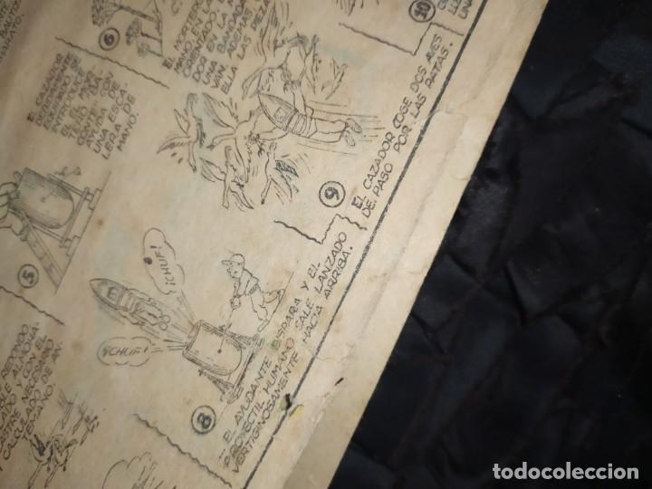 Tebeos: LOTE TBO SEGUNDA ÉPOCA N° 124 /N° 211 1958 ÚNICO? - Foto 16 - 192195180