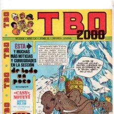 Tebeos: Nº 2209 TBO 2000. EL TBO 1972 - 1983 .. Lote 193873241