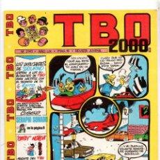 Tebeos: Nº 2143 TBO 2000. EL TBO 1972 - 1983 .. Lote 193873267