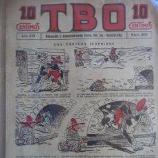 Tebeos: T B O Nº 810 AÑO 1928. Lote 194009617