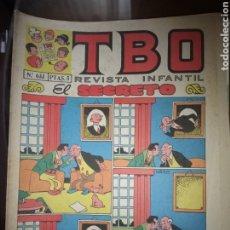 Tebeos: TBO 633. Lote 194180195