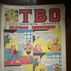 Tebeos: TBO 621. Lote 194182790
