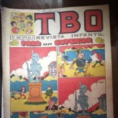 Tebeos: TBO 602. Lote 194182971