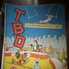 Tebeos: TBO EXTRAORDINARIO DEDICADO AL CIRCO. Lote 194183420