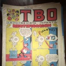 Tebeos: TBO 593. Lote 194183906