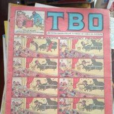 Tebeos: TBO 74. Lote 194190045