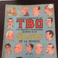 BDs: BUIGAS TBO ALBUM HOMEJAJE A TBO NORMAL ESTADO OFERTA 9. Lote 195171863