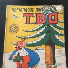 BDs: BUIGAS TBO ALMANAQUE HUMORISTICO 1972 NORMAL ESTADO OFERTA 9. Lote 195172050