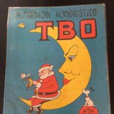 BDs: BUIGAS TBO ALMANAQUE HUMORISTICO NORMAL ESTADO OFERTA 9. Lote 195172858