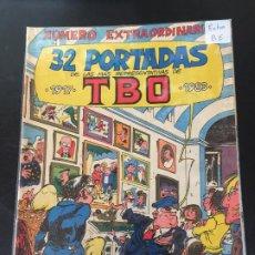 BDs: BUIGAS TBO EXTRAORDINARIO 32 PORTADAS MAS REPRESENTATIVAS DE TBO NORMAL ESTADO OFERTA 9. Lote 195173776
