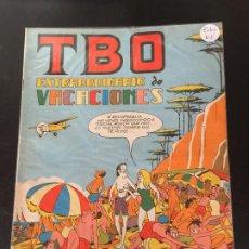 BDs: BUIGAS TBO EXTRAORDINARIO DE VACACIONES NORMAL ESTADO OFERTA 9. Lote 195173835