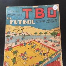 Tebeos: BUIGAS TBO EXTRAORDINARIO DE FUTBOL NORMAL ESTADO OFERTA 9. Lote 195173865