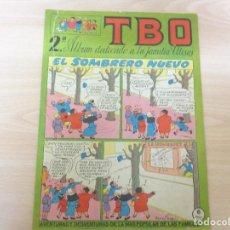 Tebeos: TBO 2º ALBUM DEDICADO A LA FAMILIA ULISES.. Lote 195228301