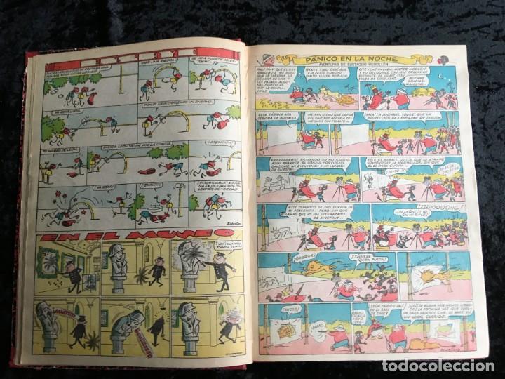 Tebeos: 5 TOMOS TBO - ALMANAQUES - ALMANAQUE HUMORÍSTICO - Foto 36 - 195589607