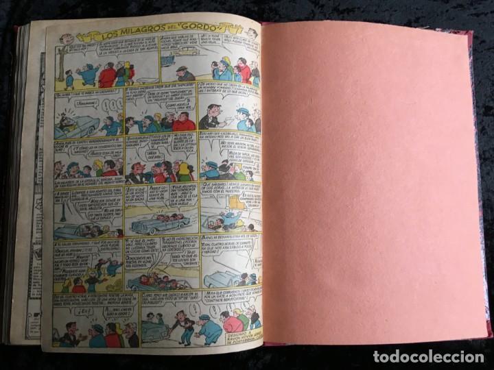 Tebeos: 5 TOMOS TBO - ALMANAQUES - ALMANAQUE HUMORÍSTICO - Foto 47 - 195589607